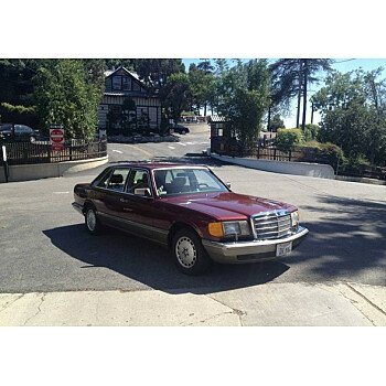 1988 Mercedes-Benz 300SEL for sale 100937495