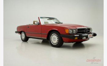 1988 Mercedes-Benz 560SL for sale 100987592