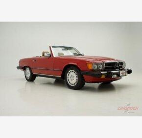 1988 Mercedes-Benz 560SL for sale 100987592