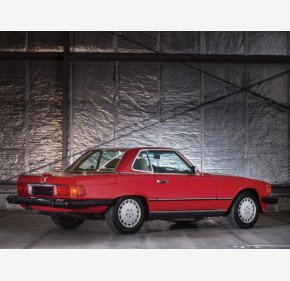 1988 Mercedes-Benz 560SL for sale 101120473
