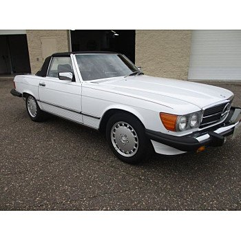 1988 Mercedes-Benz 560SL for sale 101144701