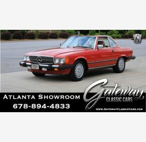 1988 Mercedes-Benz 560SL for sale 101163196