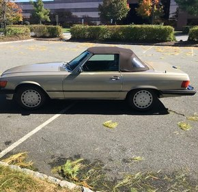 1988 Mercedes-Benz 560SL for sale 101229280
