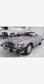 1988 Mercedes-Benz 560SL for sale 101237557