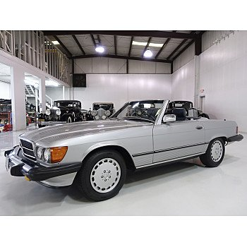 1988 Mercedes-Benz 560SL for sale 101237557
