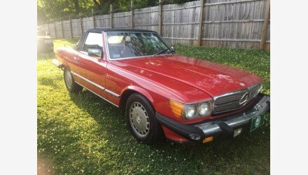1988 Mercedes-Benz 560SL for sale 101276377