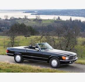 1988 Mercedes-Benz 560SL for sale 101289302