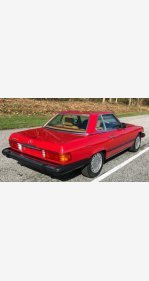 1988 Mercedes-Benz 560SL for sale 101316424