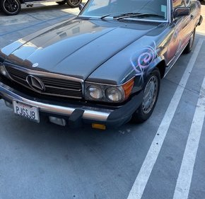 1988 Mercedes-Benz 560SL for sale 101346323