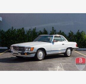 1988 Mercedes-Benz 560SL for sale 101465219
