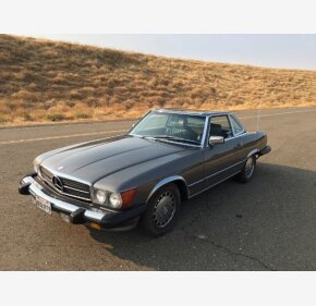 1988 Mercedes-Benz 560SL for sale 101474736