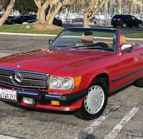 1988 Mercedes-Benz 560SL for sale 101485376