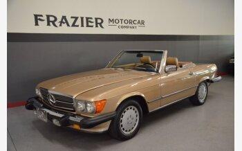 1988 Mercedes-Benz 560SL for sale 101527988