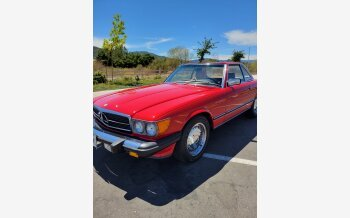 1988 Mercedes-Benz 560SL for sale 101570306