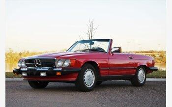 1988 Mercedes-Benz 560SL for sale 101596179