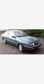 1988 Merkur XR4TI for sale 100896064