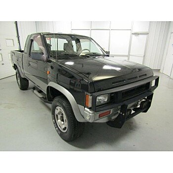 1988 Nissan Pickup 4x4 King Cab V6 for sale 101013012