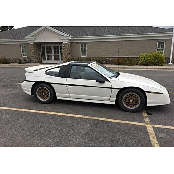 1988 Pontiac Fiero GT for sale 100996356