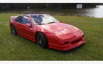1988 Pontiac Fiero GT for sale 101106655