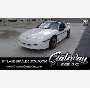 1988 Pontiac Fiero GT for sale 101441829