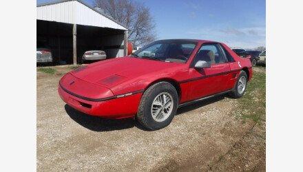 1988 Pontiac Fiero for sale 101491085
