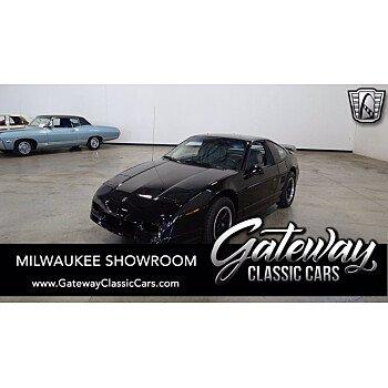 1988 Pontiac Fiero GT for sale 101580091