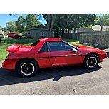 1988 Pontiac Fiero Formula for sale 101613235
