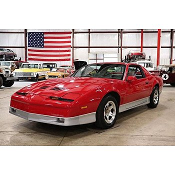 1988 Pontiac Firebird Trans Am Coupe for sale 101082923