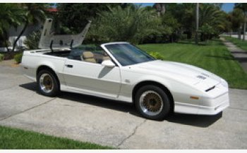 1988 Pontiac Firebird for sale 100821813