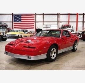 1988 Pontiac Firebird Trans Am Coupe for sale 101082923