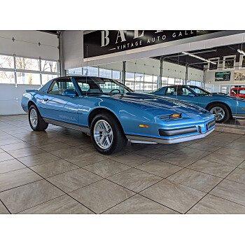 1988 Pontiac Firebird Coupe for sale 101316503
