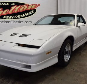 1988 Pontiac Firebird Trans Am Coupe for sale 101354603