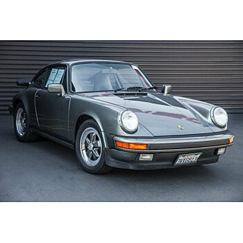 1988 Porsche 911 Carrera Coupe for sale 101076422