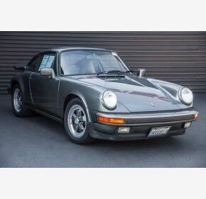 1988 Porsche 911 Carrera Coupe for sale 101076422