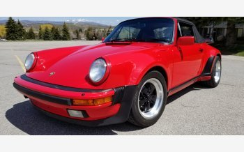 1988 Porsche 911 Turbo Cabriolet for sale 101391603