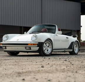 1988 Porsche 911 Turbo Cabriolet for sale 101394782