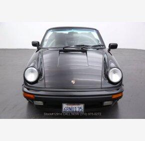 1988 Porsche 911 Cabriolet for sale 101416251