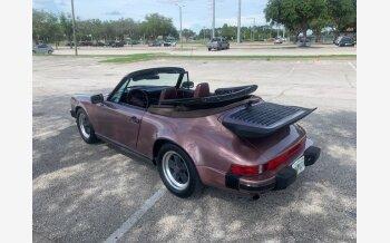 1988 Porsche 911 Carrera Cabriolet for sale 101537992