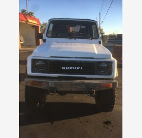 1988 Suzuki Samurai 4WD Soft Top for sale 101448447