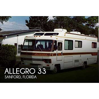 1988 Tiffin Allegro for sale 300244052