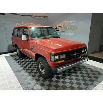 1988 Toyota Land Cruiser for sale 101091274