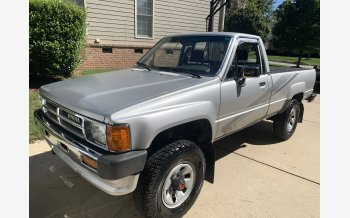 1988 Toyota Pickup 4x4 Regular Cab Deluxe for sale 101381630