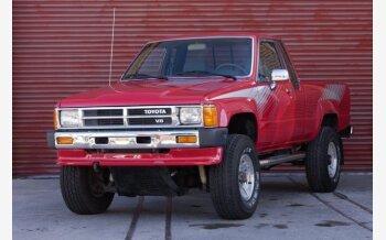 1988 Toyota Pickup 4x4 Xtracab SR5 V6 for sale 101494618