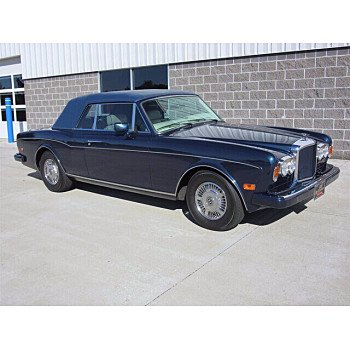 1989 Bentley Continental for sale 101389085