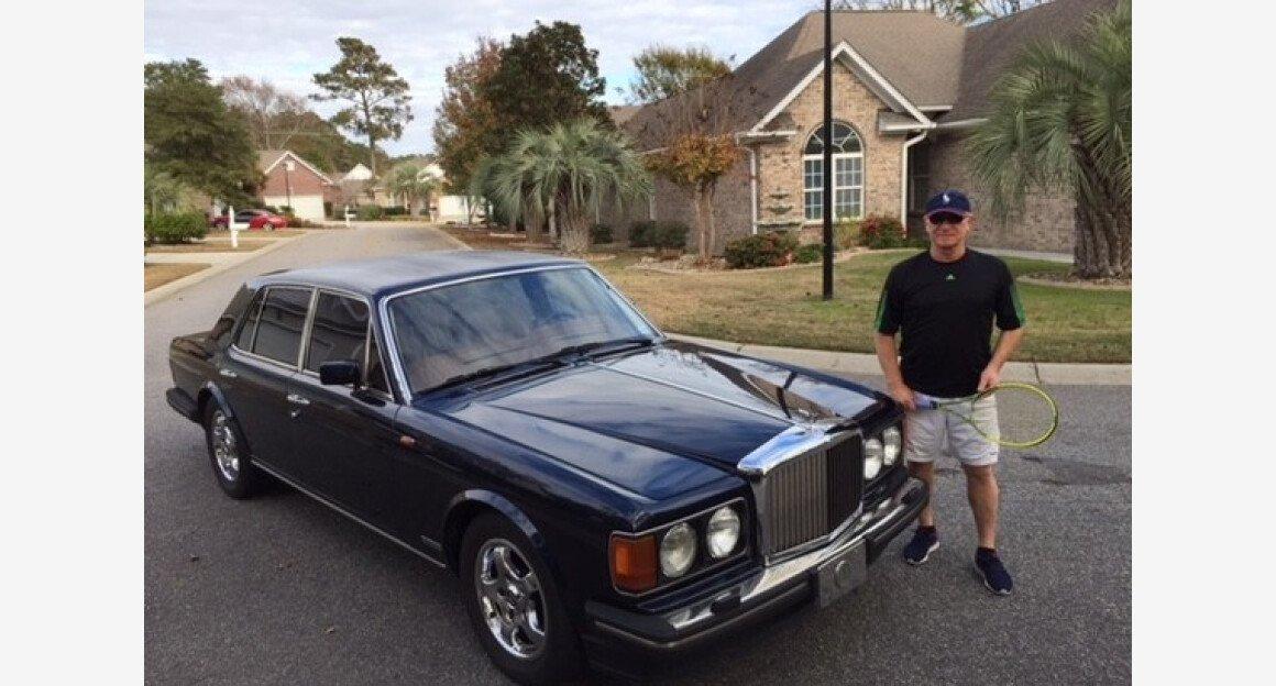 1989 Bentley Mulsanne for sale 100945118