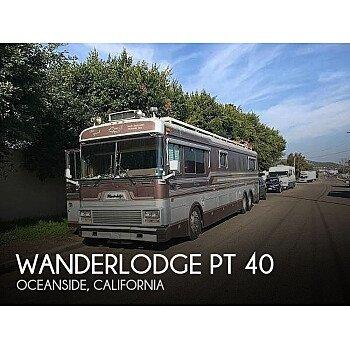 1989 Bluebird Wanderlodge for sale 300218740