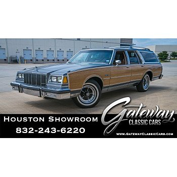 1989 Buick Electra Estate Wagon for sale 101185392
