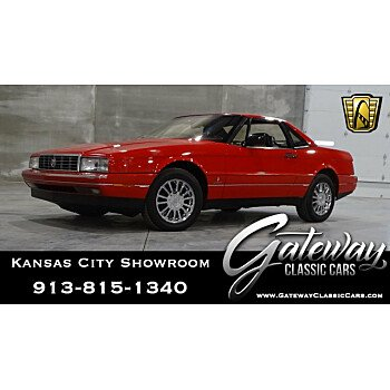1989 Cadillac Allante for sale 101104561