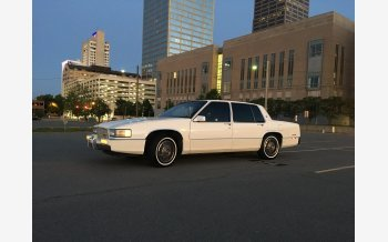 1989 Cadillac De Ville Sedan for sale 101391613