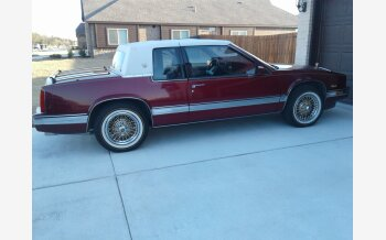 1989 Cadillac Eldorado Coupe for sale 101286224